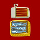 Canned Fish by Sonia Pascual