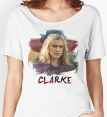 Clarke - The 100 - Brush Women's Relaxed Fit T-Shirt