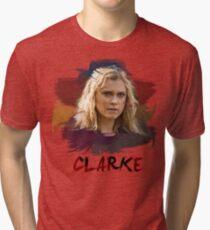 Clarke - The 100 - Brush Tri-blend T-Shirt