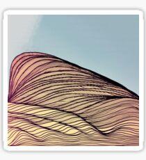Sand dune Sticker