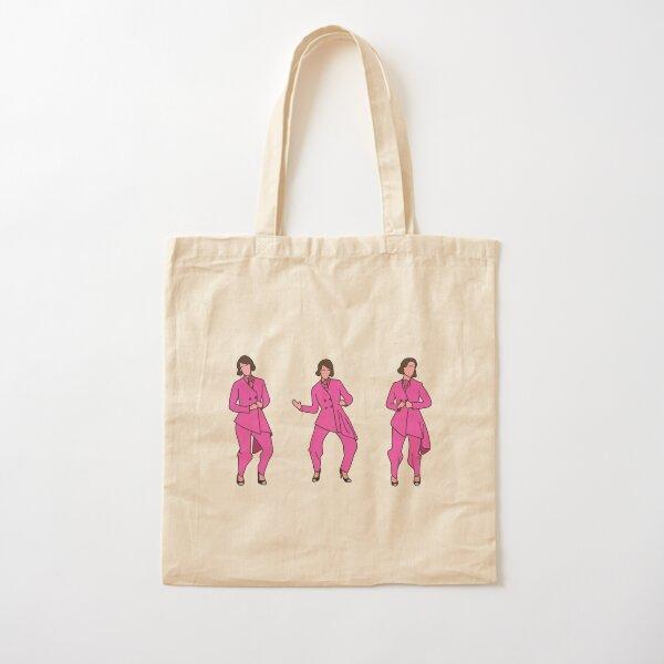 Sarah Paulson Dancing Cotton Tote Bag