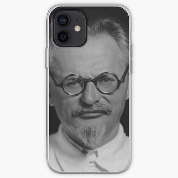 Lev Davidovich Bronstein, better known as Leon Trotsky, Revolutionary iPhone Soft Case