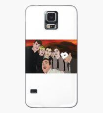 Monstrous Lerds Case/Skin for Samsung Galaxy