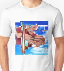 "Web ART #1 ""Cream mouth"" ABSOLUTE GARBAGE T-Shirt"