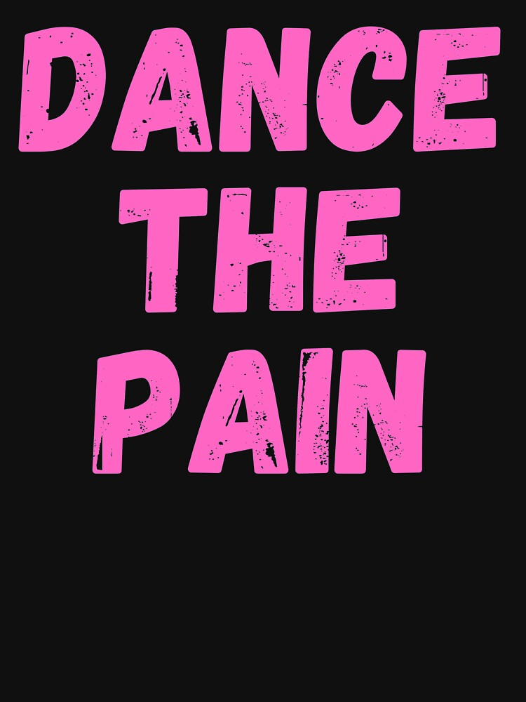 Dance the pain by ds-4