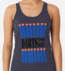 NERF TOY DESIGN- DARTS FOR DAYS! Women's Tank Top