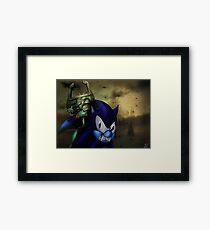 Sonic: Twilight Princess  Framed Print