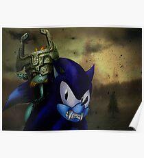 Sonic: Twilight Princess  Poster