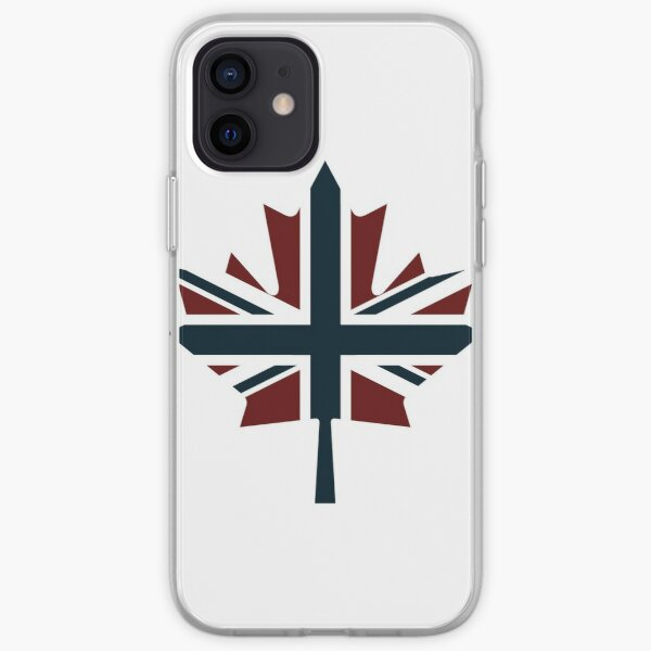 Anti Flag (Canada / UK Mix) iPhone Soft Case