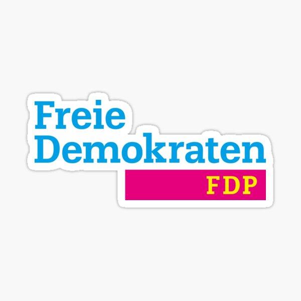 Freie Demokratische Partei (Deutschland) Sticker