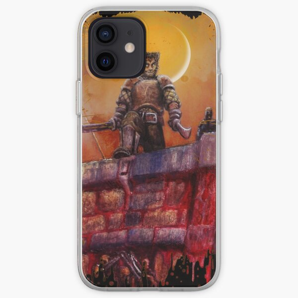 The Tiger of Summer: Mortal Sword iPhone Soft Case