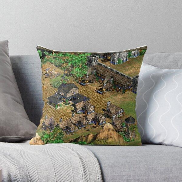 Age of Empires II Stadt Dekokissen