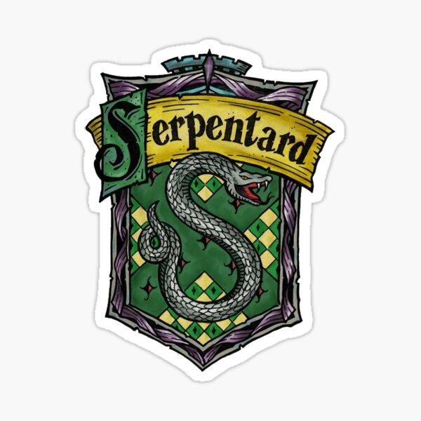 Serpentard Sticker