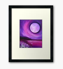 Tranquil Moon Framed Print