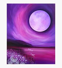 Tranquil Moon Photographic Print
