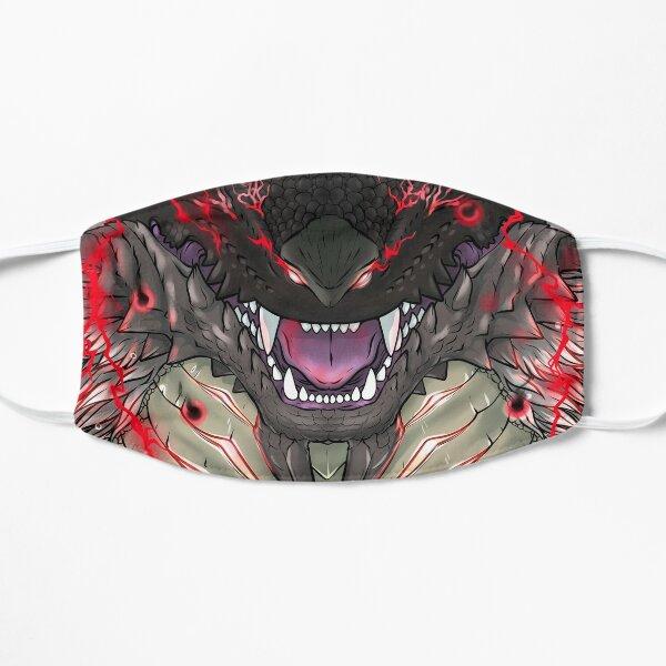Masque facial Stygian Zinogre (Monster Hunter World) Masque sans plis