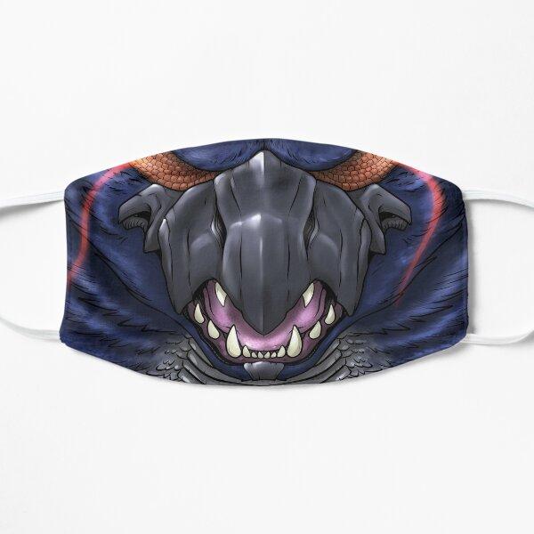 Masque facial Nargacuga (Monster Hunter World) Masque sans plis