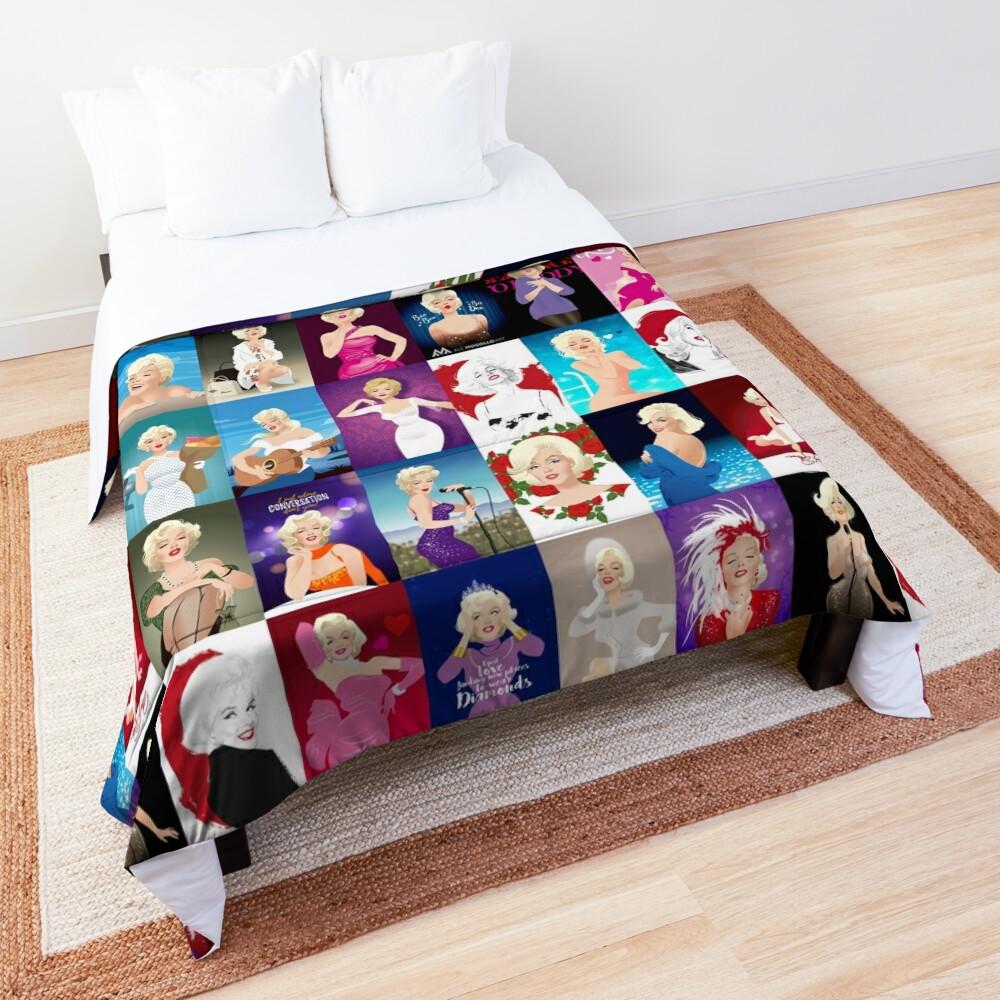 MM Patchwork Comforter
