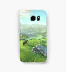 The Legend of Zelda for Wii U Samsung Galaxy Case/Skin