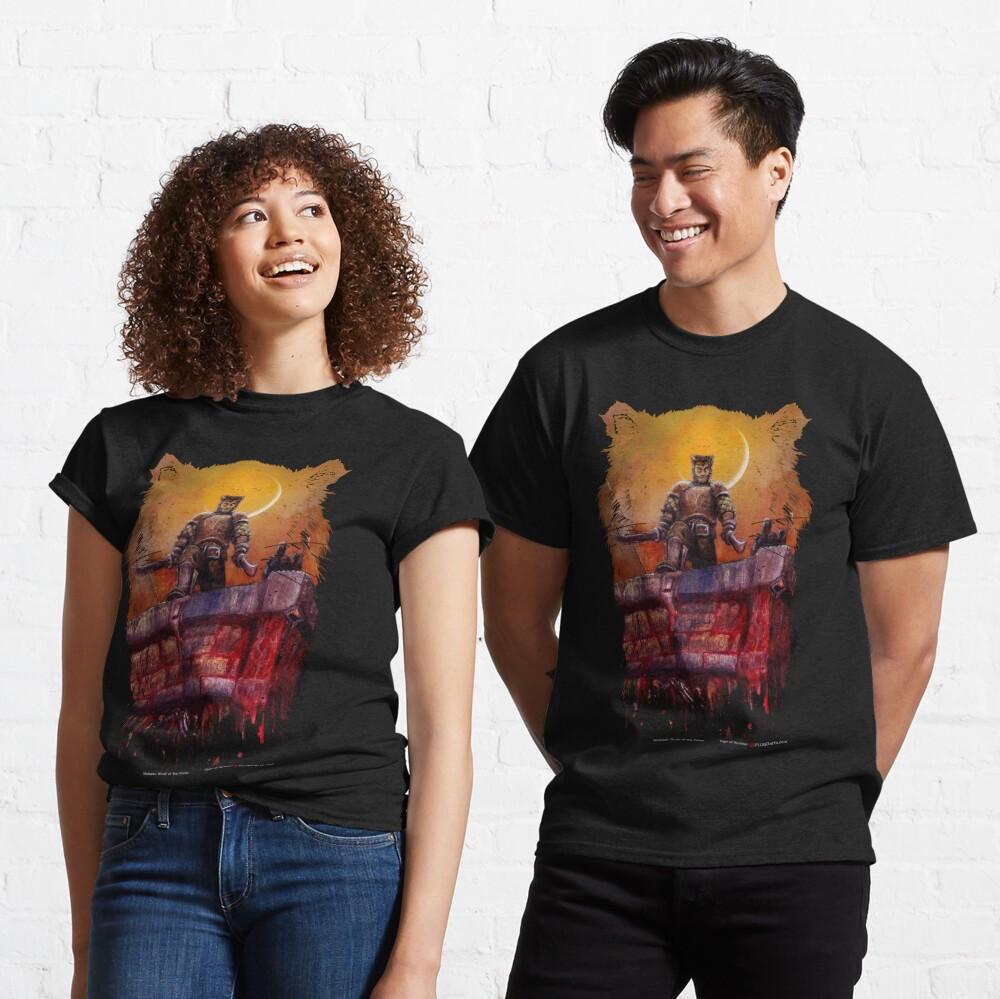 The Tiger of Summer: Mortal Sword Classic T-Shirt