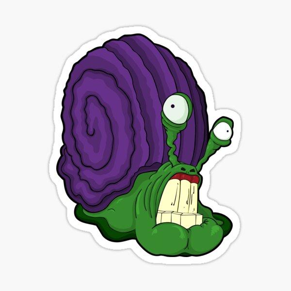 Rage Snail Sticker