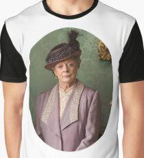 Lady Violet Downton Abbey Graphic T-Shirt