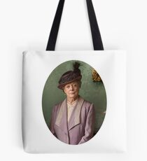 Lady Violet Downton Abbey Tote Bag
