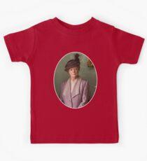 Lady Violet Downton Abbey Kids Tee
