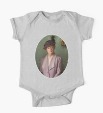 Lady Violet Downton Abbey One Piece - Short Sleeve