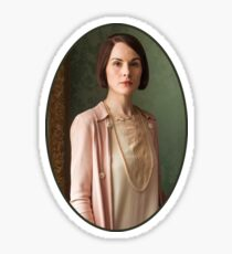 Lady Mary Crawley Sticker