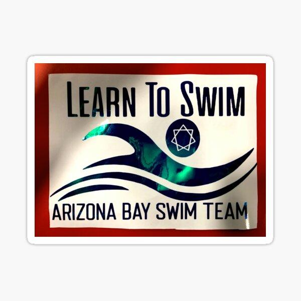 learn to swim best trending Sticker