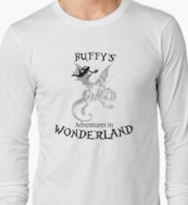 Buffy's  Adventures in Wonderland T-Shirt