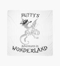 Buffy's  Adventures in Wonderland Scarf