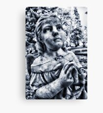 Statuary Canvas Print