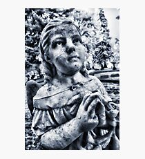 Statuary Photographic Print