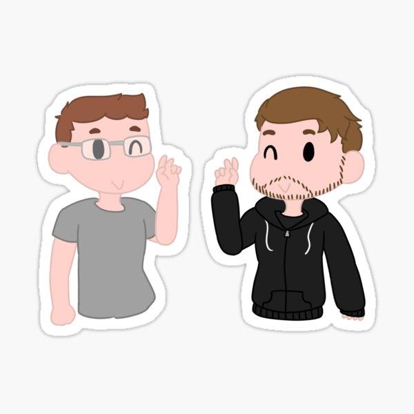 Mini n Terroriser Sticker