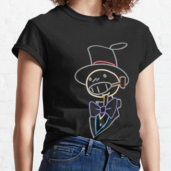 neon turnip head Classic T-Shirt