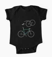 Fixie Bike anatomy Kids Clothes