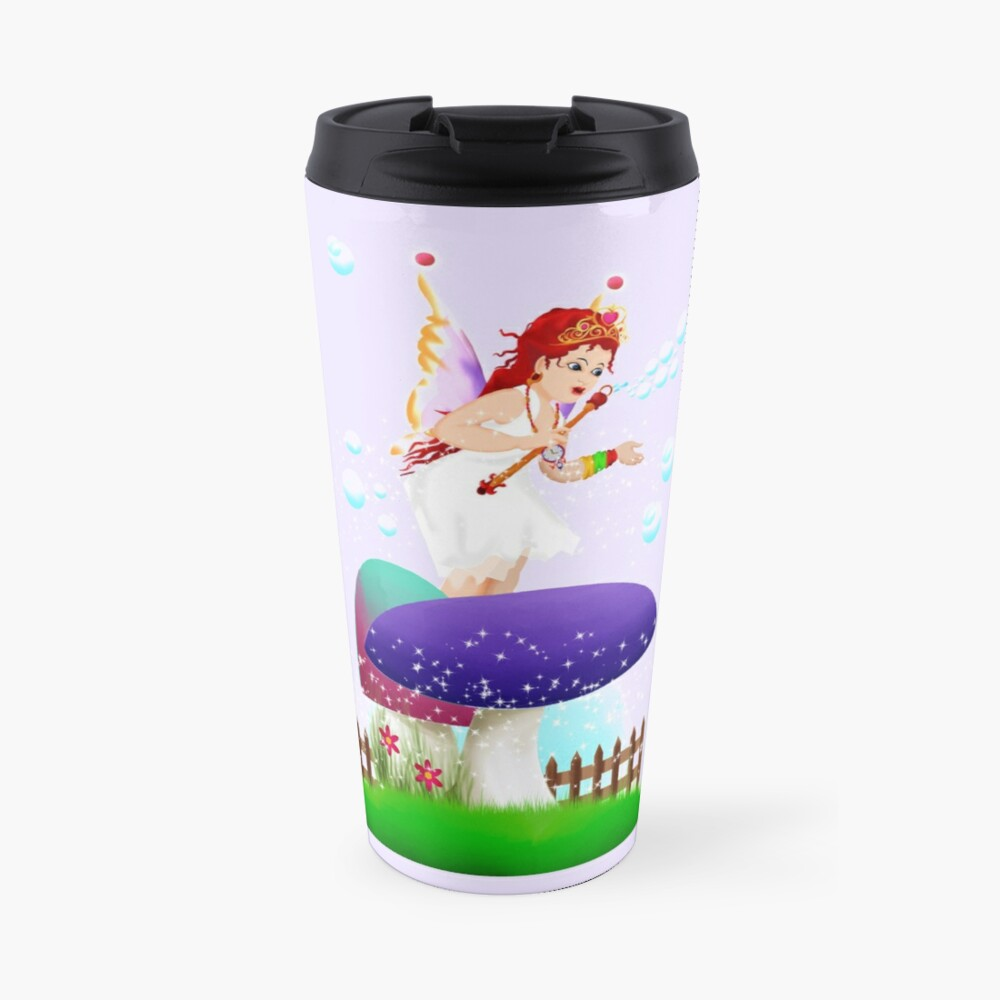 Chime The New Year's Fairy™ Travel Mug