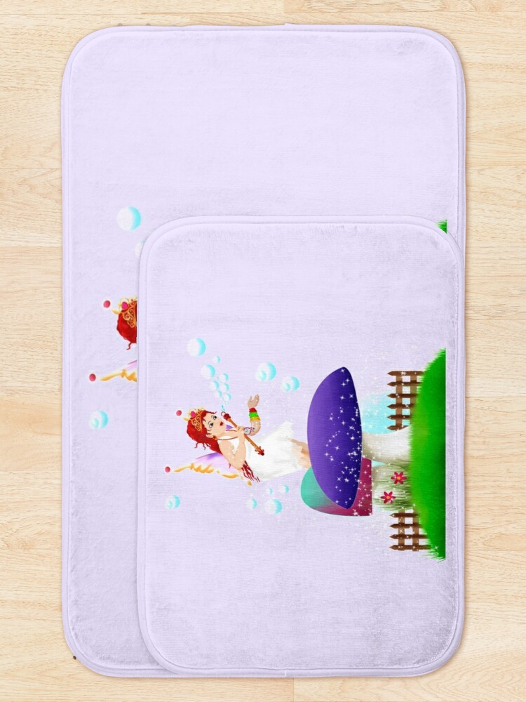 Alternate view of Chime The New Year's Fairy™ Bath Mat