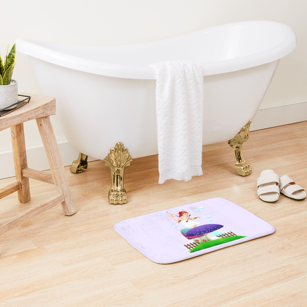 Chime The New Year's Fairy™ Bath Mat