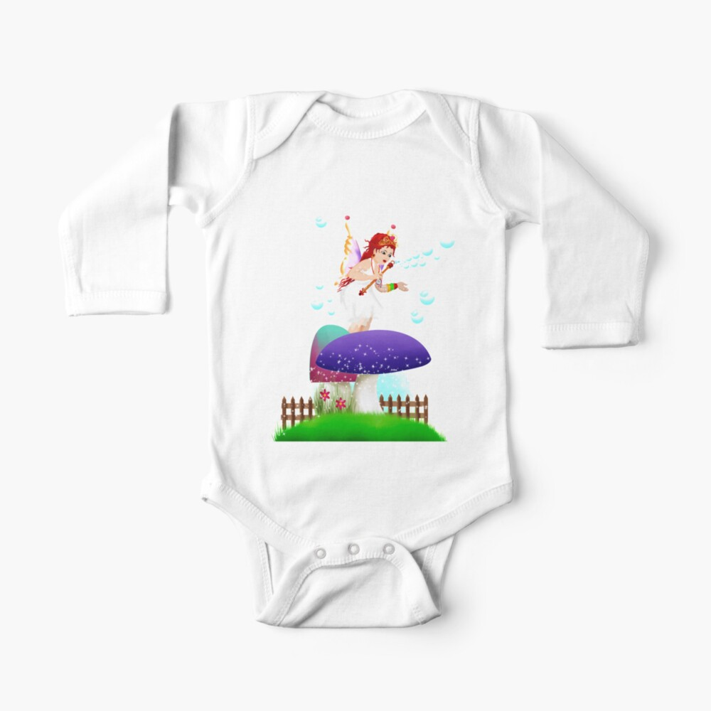 Chime The New Year's Fairy™ Baby One-Piece