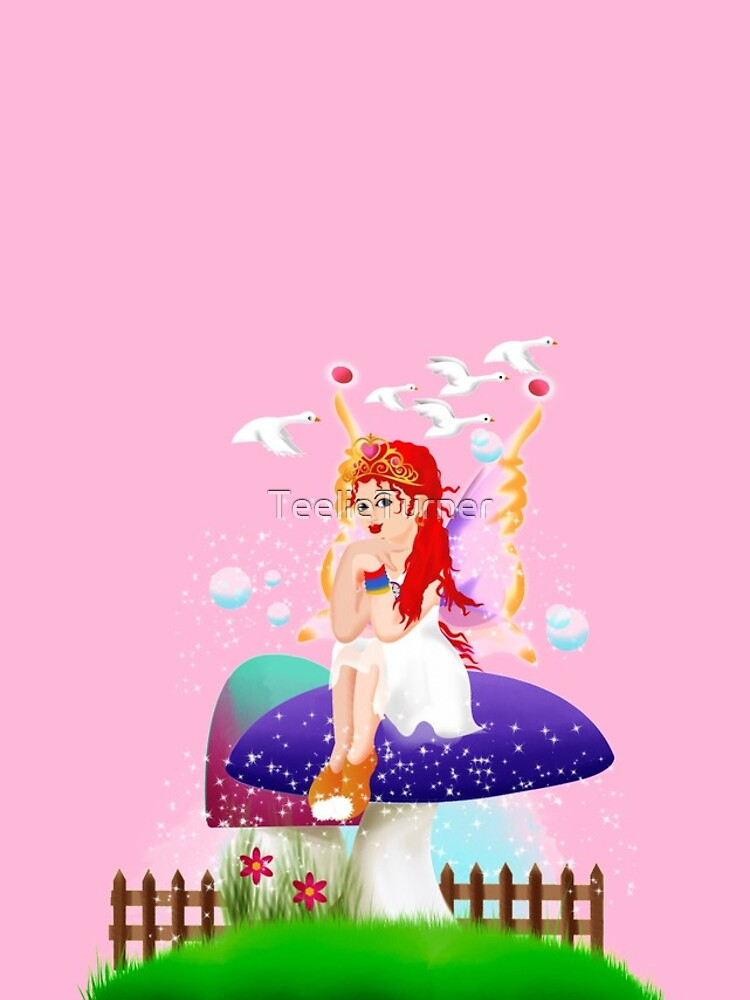 Chime The New Year's Fairy™ by TeelieTurner