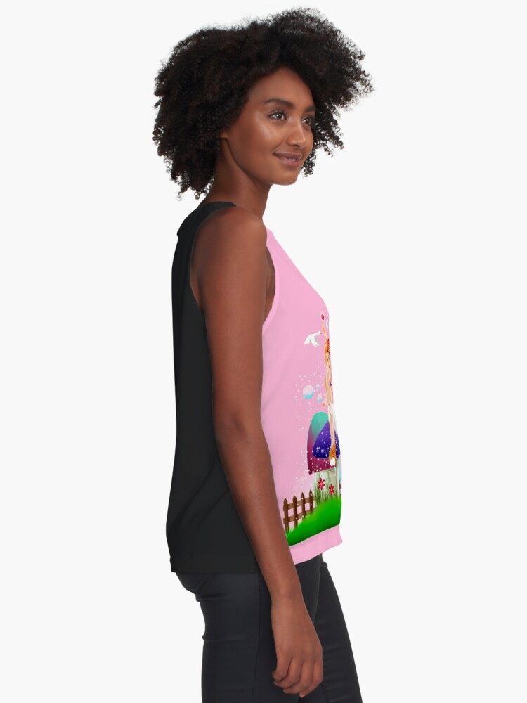 Alternate view of Chime The New Year's Fairy™ Sleeveless Top