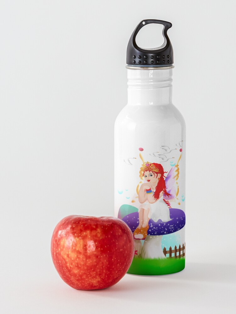 Alternate view of Chime The New Year's Fairy™ Water Bottle