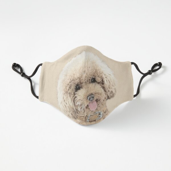 Poodle (Toy, Miniature) Fitted 3-Layer
