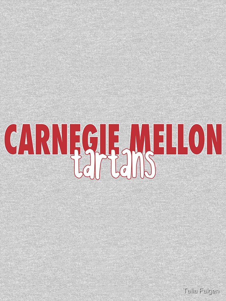 Carnegie Mellon University by taliafaigen
