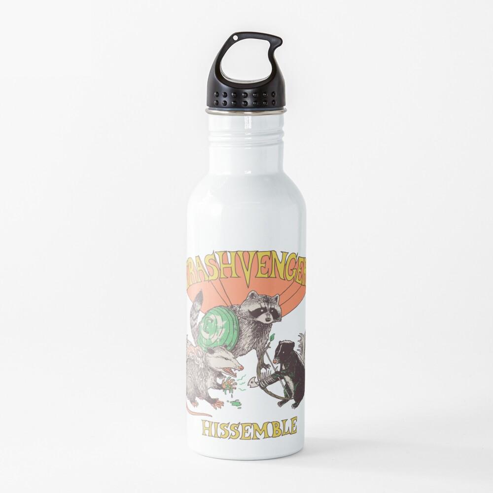 Trashvengers Water Bottle
