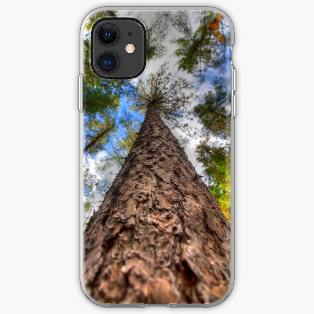 Tall Pine iPhone Case & Cover