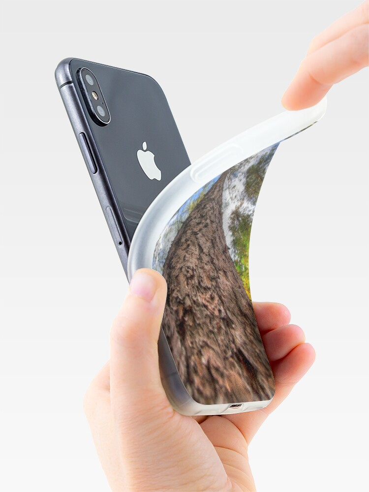 Alternate view of Tall Pine iPhone Case & Cover